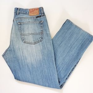 Lucky Relaxed Straight Mens Jeans